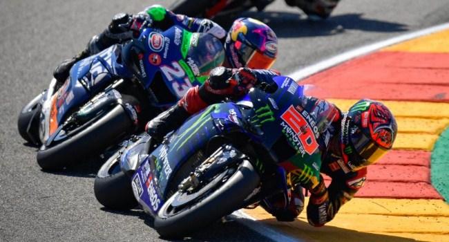 Quartararo Jelaskan Penyebab Drop di MotoGP Aragon, Bukan Ban