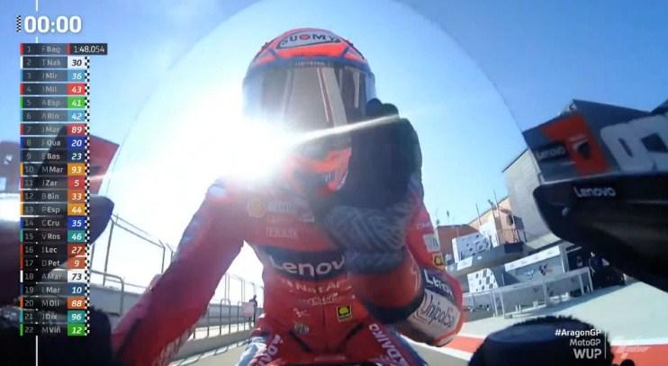 Hasil Pemanasan MotoGP Aragon 2021