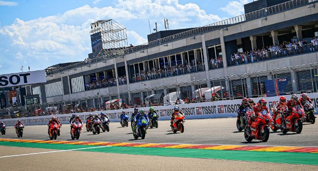 Jadwal Race MotoGP San Marino 2021