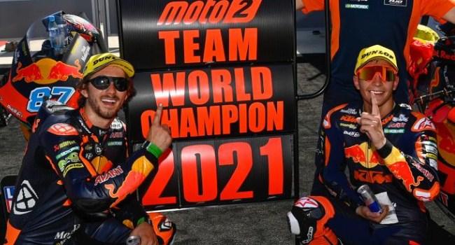 Gardner-Fernandez Bakal Curi Start Tes MotoGP 2022 Lebih Awal