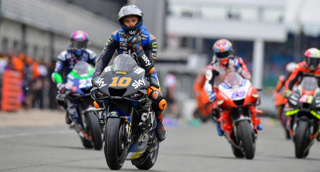 Jadwal Race MotoGP Aragon 2021