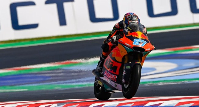 Klasemen Sementara Moto2 Usai GP San Marino 2021