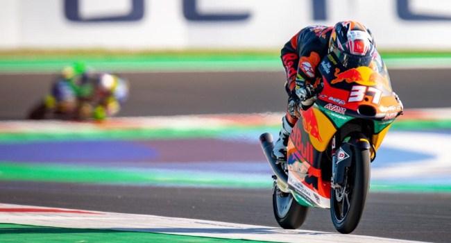Klasemen Sementara Moto3 Usai GP San Marino 2021