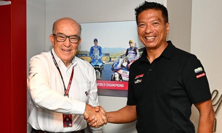 Resmi! Sepang Racing Team Berganti Nama Menjadi RNF Racing