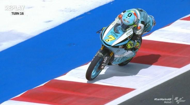 Hasil Latihan Bebas 2 Moto3 San Marino 2021