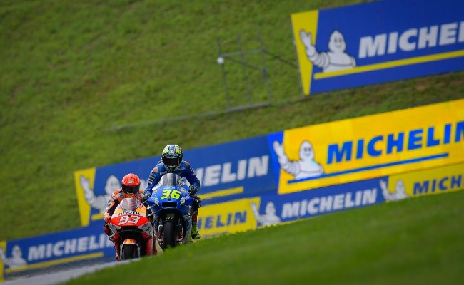 Resmi! Michelin Pemasok Tunggal Ban Hingga MotoGP 2026
