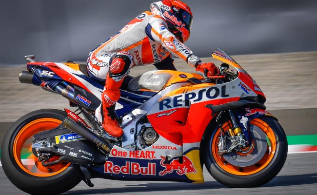 Marquez Jelaskan Kelemahan Utama Motor Honda RC213V
