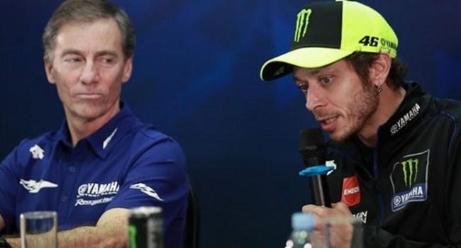 Bos Yamaha: Rossi Gagal Juara Dunia 2015 Karena 'Banyak Omong'